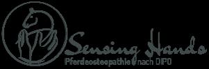 Sensing Hands – DIPO-Pferdeosteopathin – Claudia Schulze